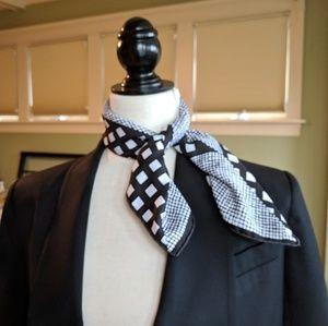 Banana Republic silk scarf